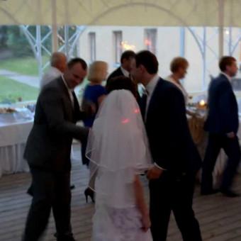 Irenos ir Simo vestuvių vedimo montažas.
