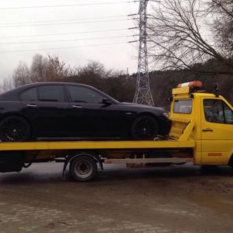 Technine pagalba kelyje Tralas Vilniuje / Darius / Darbų pavyzdys ID 31697