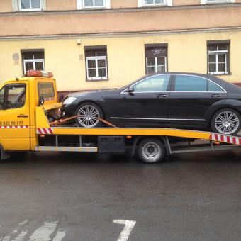 Mercedes-Benz S500 Long.