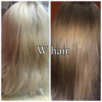 W hair- Vilnius / Vytautė / Darbų pavyzdys ID 31908