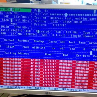 Kompiuterių servisas Panevėžyje / TipTop Panevėžys / Darbų pavyzdys ID 32352