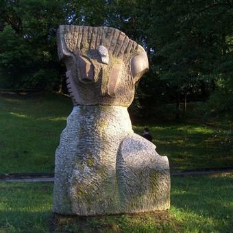 Skulptorius / Alfridas Pajuodis / Darbų pavyzdys ID 32534