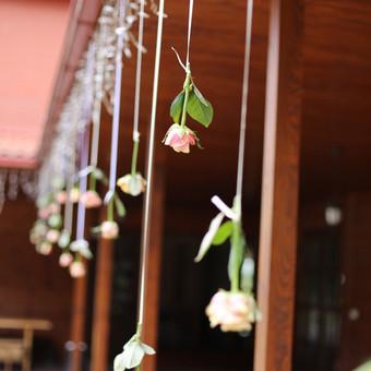 Vestuvių, švenčių dekoravimas / Božena Vanagel / Darbų pavyzdys ID 32964