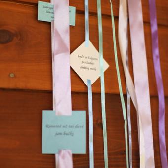 Vestuvių, švenčių dekoravimas / Božena Vanagel / Darbų pavyzdys ID 32968