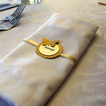Vestuvių, švenčių dekoravimas / Božena Vanagel / Darbų pavyzdys ID 32962