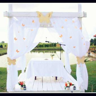 Vestuvių, švenčių dekoravimas / Božena Vanagel / Darbų pavyzdys ID 32959