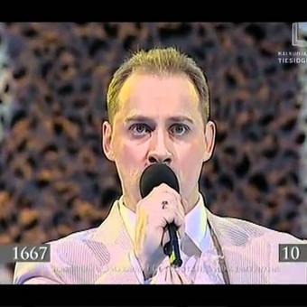 Vokalo (solinio dainavimo) pamokos / Algirdas Bagdonavičius / Darbų pavyzdys ID 32954