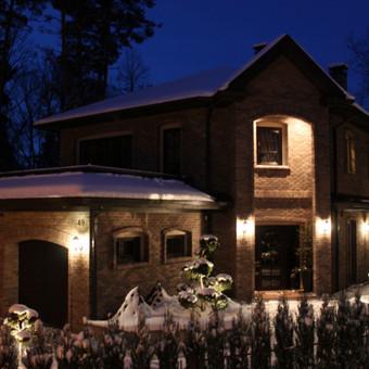 Privatus namas Kleboniskyje