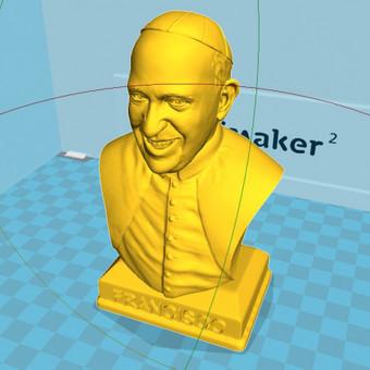 3D Spausdinimas / Viktoras / Darbų pavyzdys ID 34780