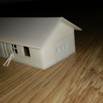 3D Spausdinimas / Viktoras / Darbų pavyzdys ID 34856