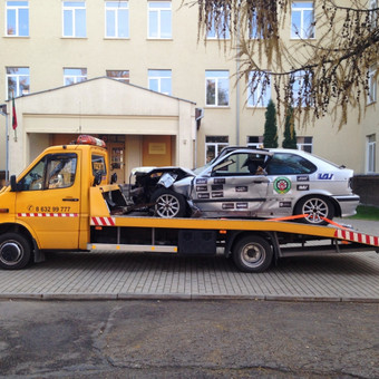 Technine pagalba kelyje Tralas Vilniuje / Darius / Darbų pavyzdys ID 35511