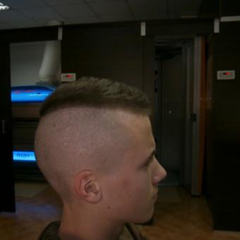 Kirpėjas, meistras, plaukų stilistas / Aušra Trofimovienė / Darbų pavyzdys ID 35604