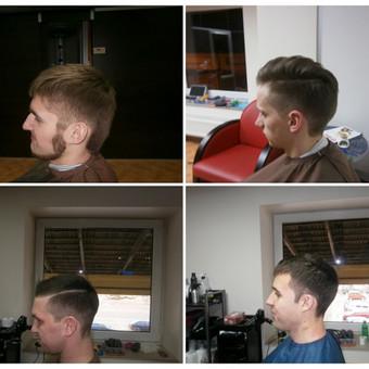 Kirpėjas, meistras, plaukų stilistas / Aušra Trofimovienė / Darbų pavyzdys ID 35603