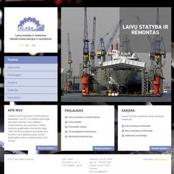 www.talasa.lt