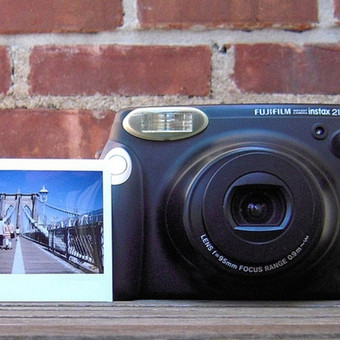 Momentinio fotoaparato nuoma / Kristina / Darbų pavyzdys ID 36403