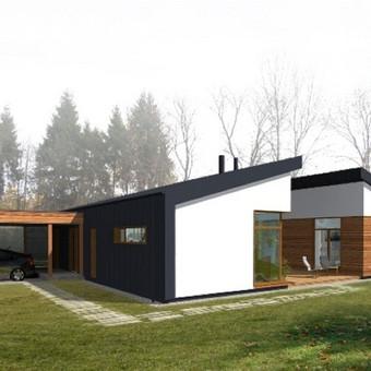 Architektai / Erdvės architektūra / Darbų pavyzdys ID 36961