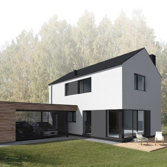 Architektai / Erdvės architektūra / Darbų pavyzdys ID 36963