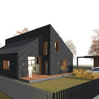 Architektai / Erdvės architektūra / Darbų pavyzdys ID 36965