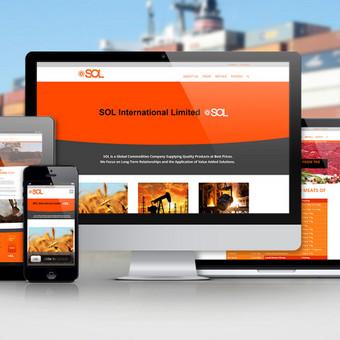 """Užsakovas: """"SOL International Ltd."""" (Indija) www.thesol.biz"""