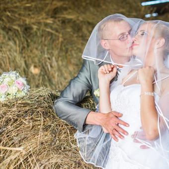 Vestuvių fotografavimas visoje Lietuvoje / Aistė Pranculienė / Darbų pavyzdys ID 37242
