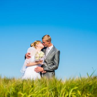 Vestuvių fotografavimas visoje Lietuvoje / Aistė Pranculienė / Darbų pavyzdys ID 37244