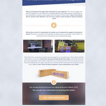 12go3.com naujienlaiškio dizainas