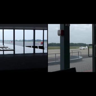 Užsakovas - LitCon Projektas - Tarptautinio Palangos oro uosto statybos darbų video prezentacija