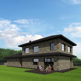 Architektas, projektavimas / Pavel Balbatunov / Darbų pavyzdys ID 38797