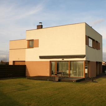 Atestuotas architektas Klaipėdoje, visoje Lietuvoje / Vytis Cibulskis / Darbų pavyzdys ID 39482
