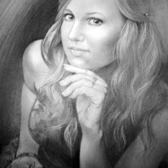 Dailės mokytojas / Rosita Ambrozevičienė / Darbų pavyzdys ID 39537