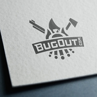 """bugout.com - """"survival"""" tipo prekės ženklas."""
