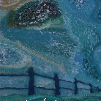 """Antroji poezjos knyga - """"Už stiklo sienų"""", išėjusi 2011 m. Iliustruota mano tapybos ir grafikos darbais.  Viršelyje panaudota mano tapybos darbo, pavadinimu - """"Tvora"""" nuotrauka. Šią knygą g ..."""