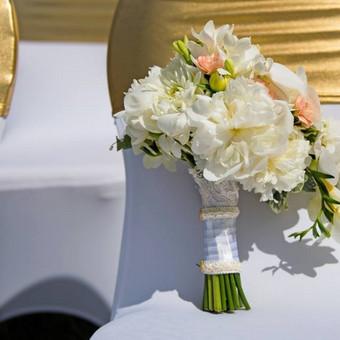 Vestuvinis floristinis dekoravimas / Isdeco / Darbų pavyzdys ID 41390
