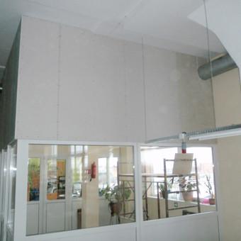 Gipso kartono montavimas Klaipėdoje / Egidijus Razmas / Darbų pavyzdys ID 41484