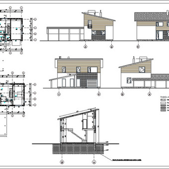 Architektė Vilniuje / Milda Stalioriūtė / Darbų pavyzdys ID 42508