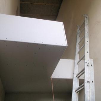 Gipso kartono montavimas Klaipėdoje / Egidijus Razmas / Darbų pavyzdys ID 42600