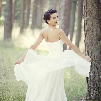 Vestuvinių ir proginių suknelių siuvėja Vilniuje / Oksana Dorofejeva / Darbų pavyzdys ID 42817