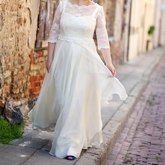 Vestuvinių ir proginių suknelių siuvėja Vilniuje / Oksana Dorofejeva / Darbų pavyzdys ID 42820