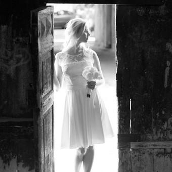 Vestuvinių ir proginių suknelių siuvėja Vilniuje / Oksana Dorofejeva / Darbų pavyzdys ID 42821