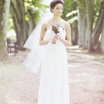 Vestuvinių ir proginių suknelių siuvėja Vilniuje / Oksana Dorofejeva / Darbų pavyzdys ID 42825