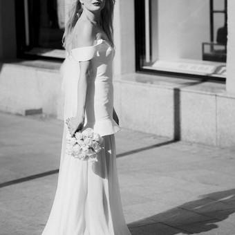 Vestuvinių ir proginių suknelių siuvėja Vilniuje / Oksana Dorofejeva / Darbų pavyzdys ID 42831