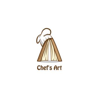 Chefs Art - laisvas logotipas, PARDUODAMAS       Logotipų kūrimas - www.glogo.eu - logo creation.