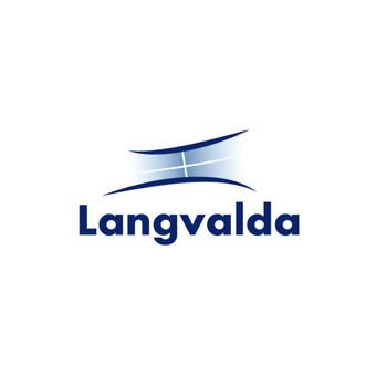 Langvalda - langų, durų gamyba       Logotipų kūrimas - www.glogo.eu - logo creation.