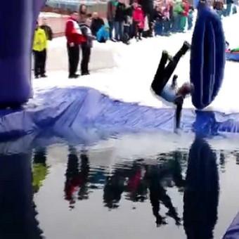 Žiemos rungtis SnowKayak2015 Druskininkai.