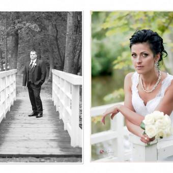 Vestuvių fotosesija. Jaunųjų Portretai.