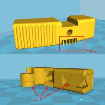 3D Spausdinimas / Viktoras / Darbų pavyzdys ID 43989