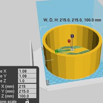3D Spausdinimas / Viktoras / Darbų pavyzdys ID 43993
