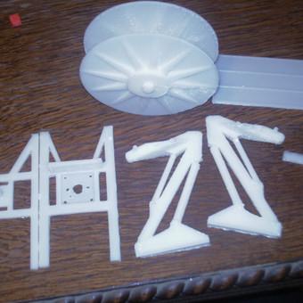 3D Spausdinimas / Viktoras / Darbų pavyzdys ID 44002
