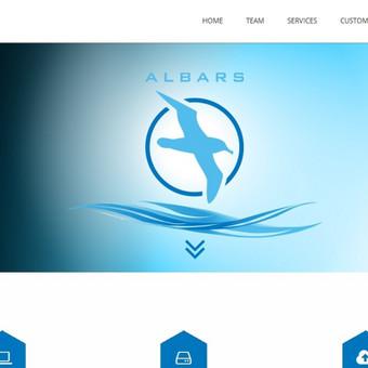 Užduotis – sukurti įmonės reprezentacinę svetainę, skirtą pateikti informaciją apie siūlomas paslaugas. Sprendimas: tinkamo TVS parinkimas ir diegimas, sukurtas svetainės dizainas, įdieg ...