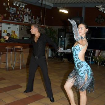 Lotynų Amerikos ir Europos šokiai / Meda Bagušinskė / Darbų pavyzdys ID 44412